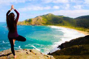 Tai Yoga Woman