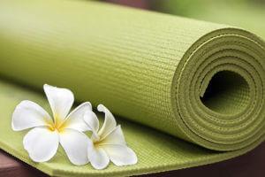 image_yoga_mat_with_lotus_flower